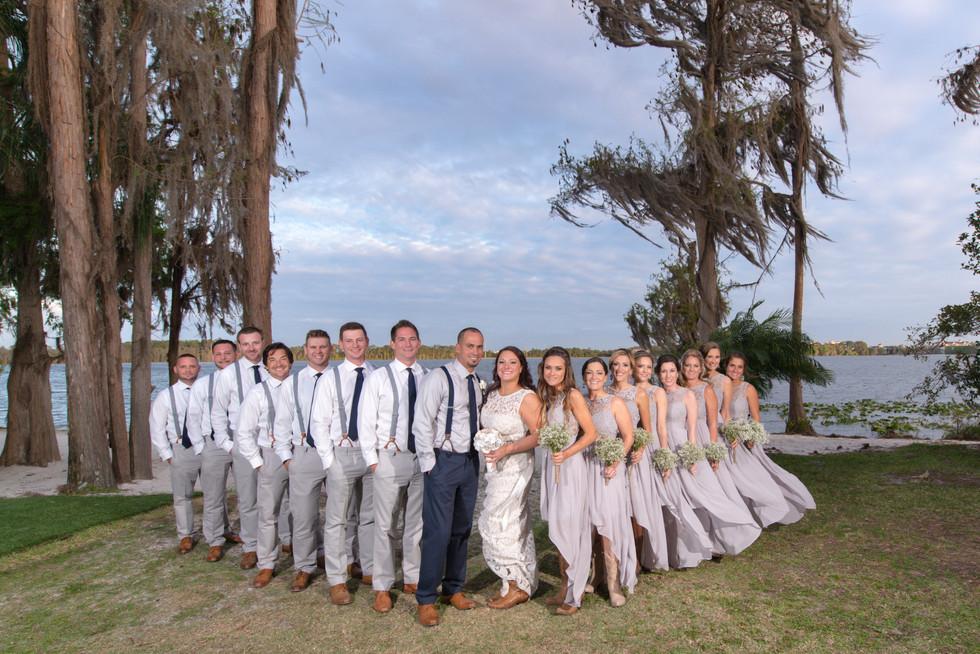 Paradise Cove wedding photo