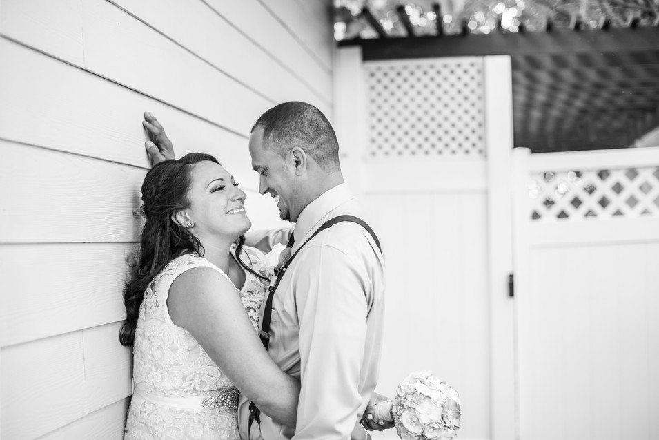 Paradise Cove wedding photo