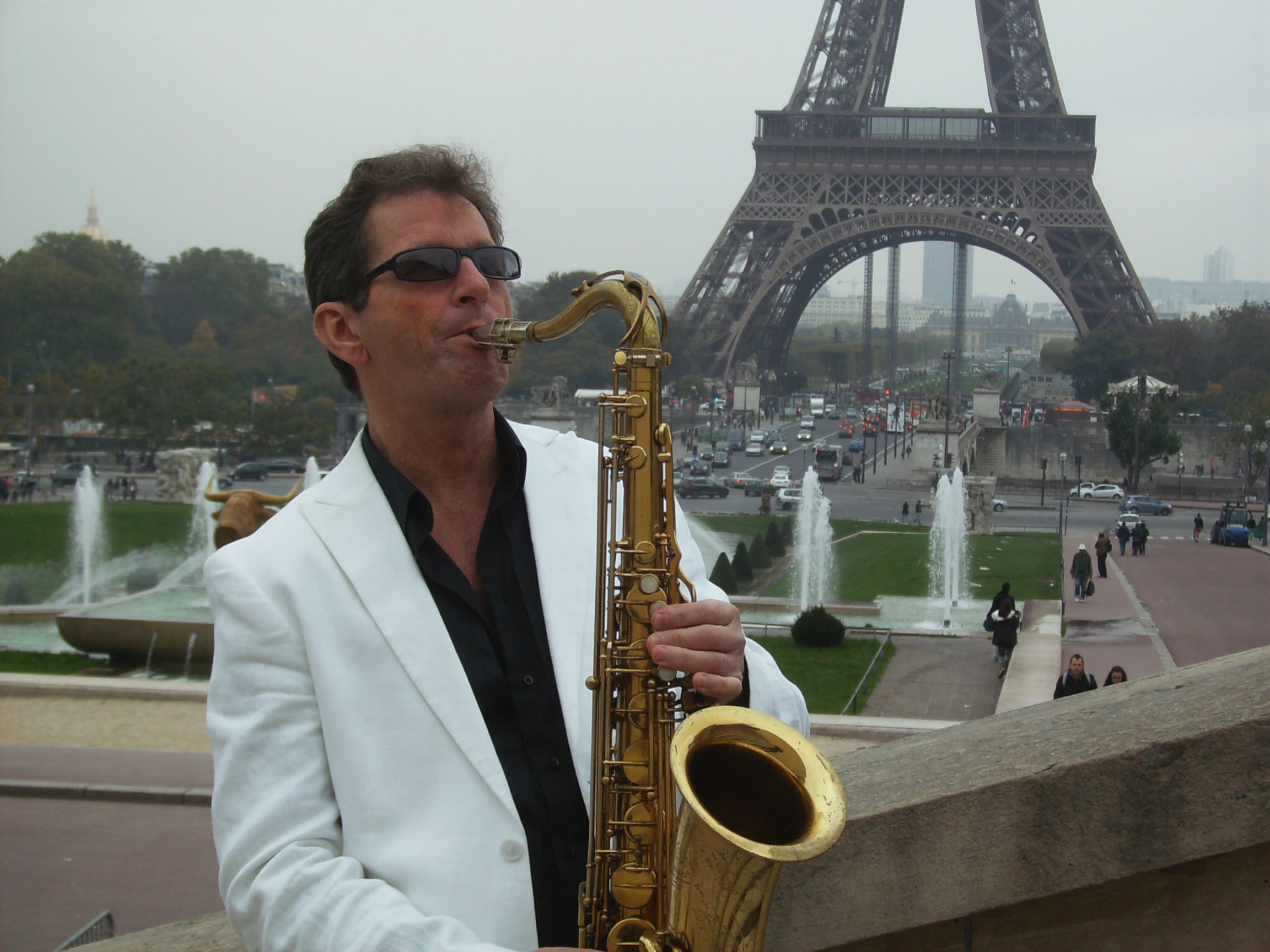 Sax Jazz AM Spectacles