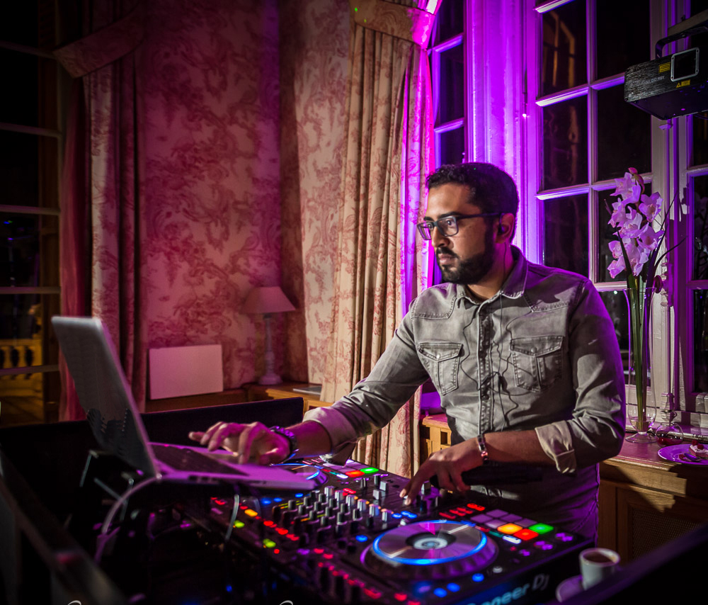 DJ mariage Oise AM Spectacles