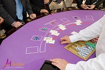 Soirée Casino factice Chantilly