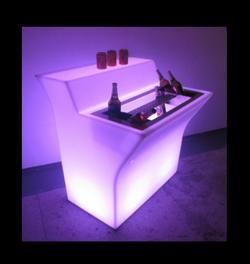 Bar Lumineux - JUMBO Bac