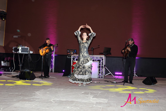 Orchestre Flamenco Gipsy Chantilly 2