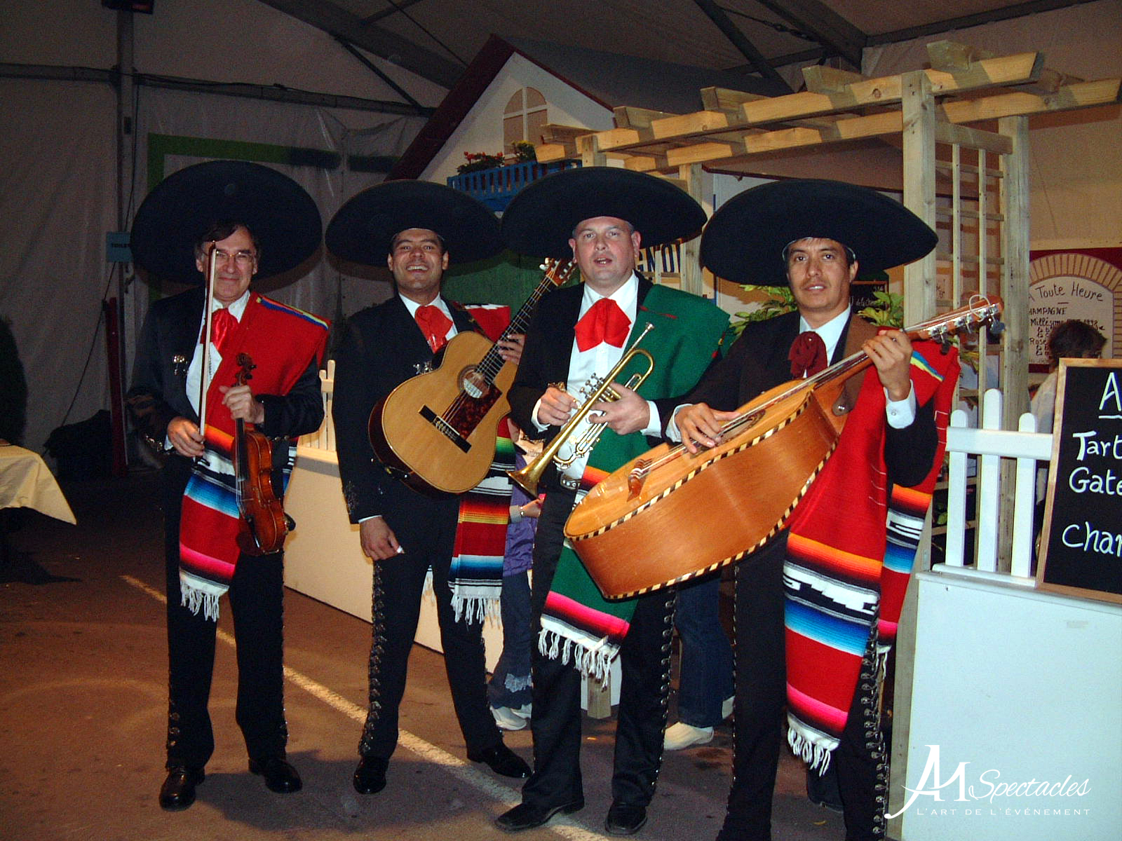 Orchestre Mariachis AM Spectacles