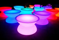 Table Basse Lumineuse Led