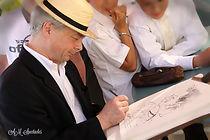 Caricaturiste Portraitiste AM Spectacles Oise, caricaturiste Oise, Caricaturiste déambulatoire Chantilly, Dessinateur humoristique Oise, Caricaturiste AM Spectacles , DJ, Magicien, Gospel, Mariage, cocktail, animation cocktail Chantilly, soirée cabaret