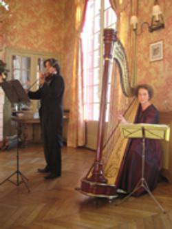 Duo Classique Violon Harpe