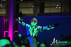 Robot lumineux AM Spectacles
