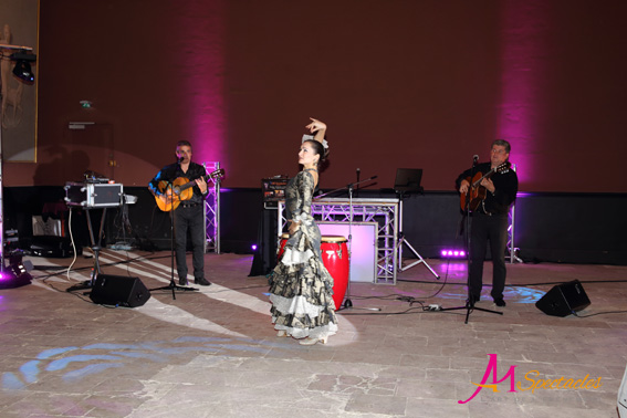 Orchestre Flamenco Gipsy Chantilly 3