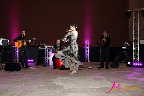 Orchestre Flamenco Gipsy Chantilly 6
