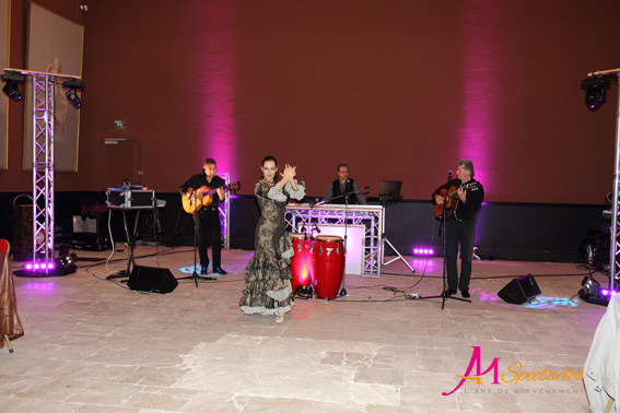Orchestre Flamenco Gipsy Chantilly 1