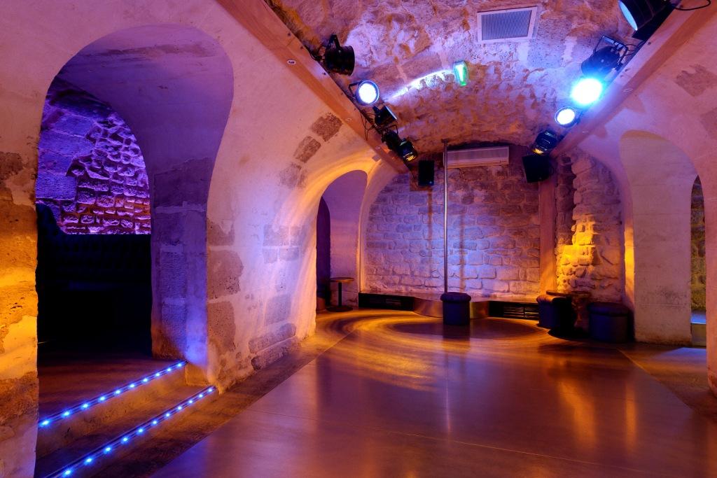 Cave à Paris