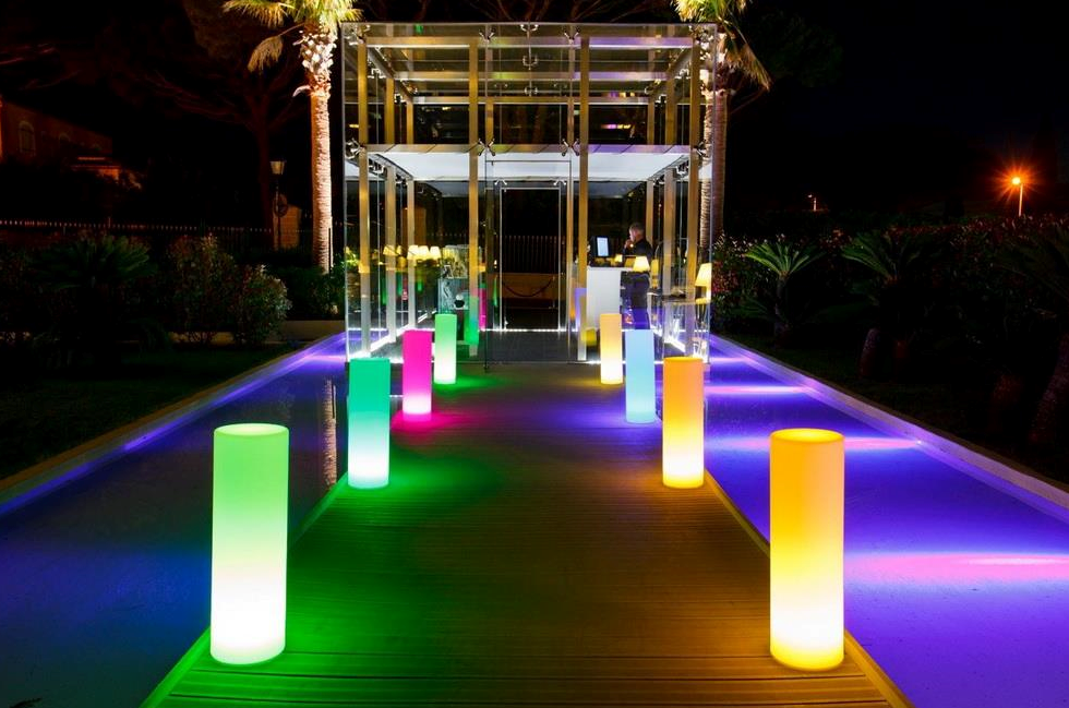 Colonne Lumineuse LED