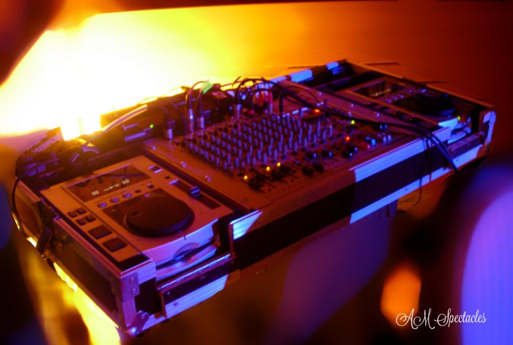 Eclairage à Led DJ