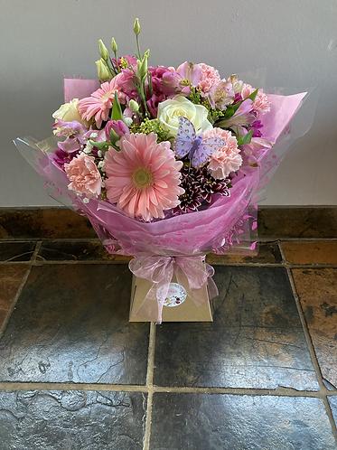 New baby girl flowers