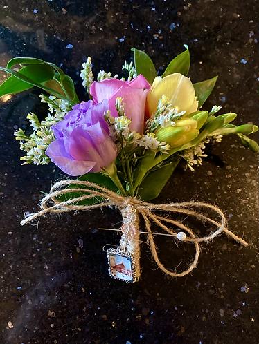 Wedding flowers  price on application