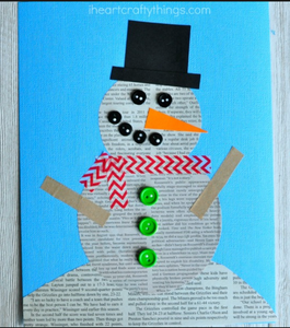 https://iheartcraftythings.com/recycled-newspaper-snowman-craft.html