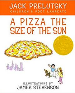 英語でピザ