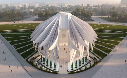 Pavilhão Emirados Árabes Unidos