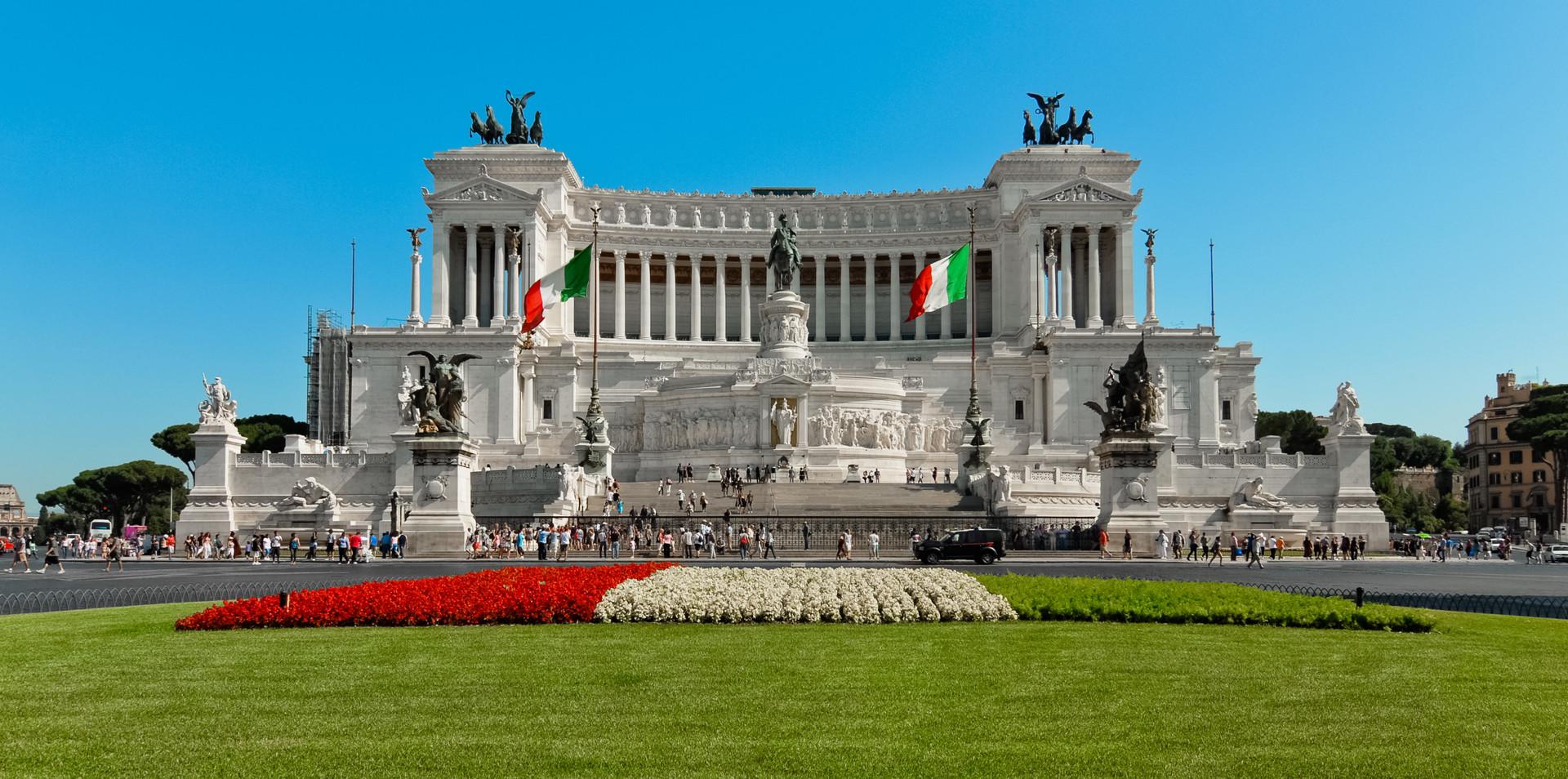 Palácio Vitoriano - Roma