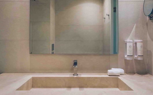 Banheiro da Júnior Suíte
