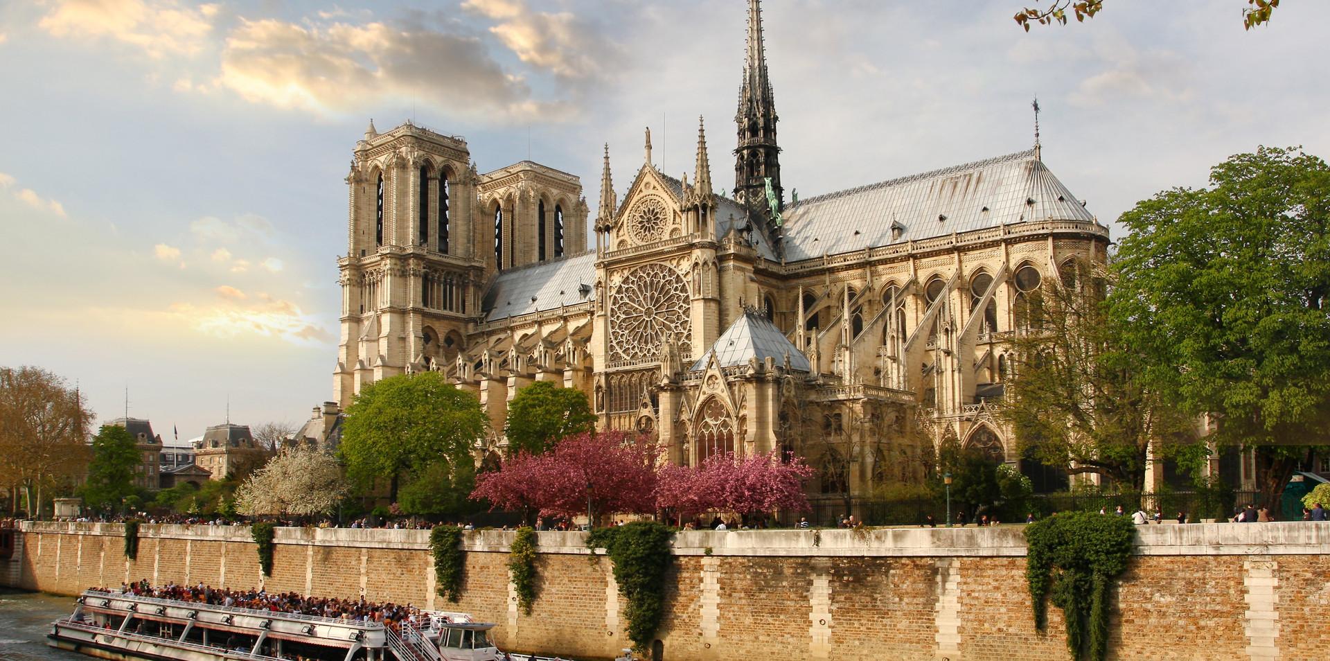 Catedral de Notre-Dame - Paris
