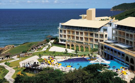 Vista Aérea Costão do Santinho Resort
