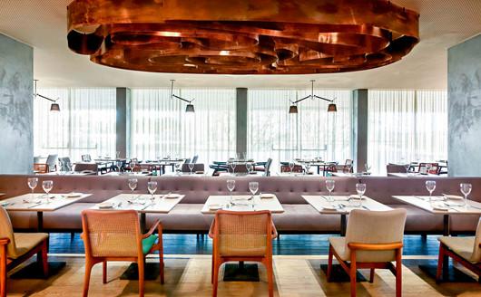 Restaurante do Novotel Itu Golf & Resort