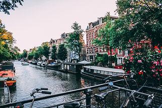 Amsterdã e Itália