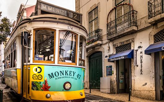Bondinho, Lisboa - Portugal