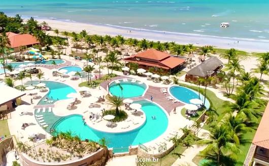 Conheça o Salinas Maragogi Resort