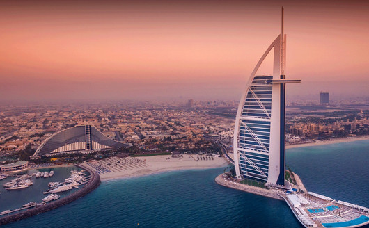 Descubra Dubai