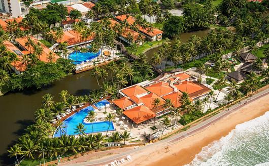 Vista Aérea di Jatiúca Hotel &Resort