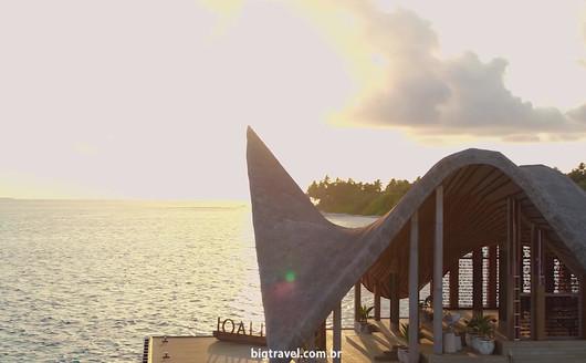Descubra o Joalia Maldives