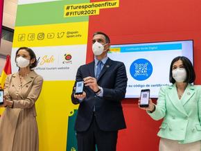 Brasileiros vacinados poderão entrar na Espanha a partir de 7 de junho
