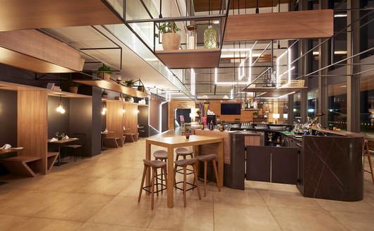 Bar do Novotel Itu Golf & Resort