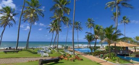 Piscina do Catussaba Resort Hotel