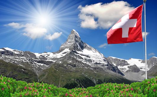 Alpes - Suíça