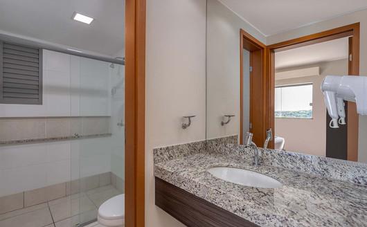 Apartamento Luxo Star Duplo