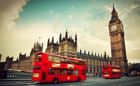 Big Ben, Palácio de Westminster - Londres