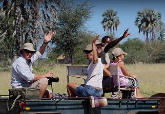 Botsuana & África do Sul para Famílias