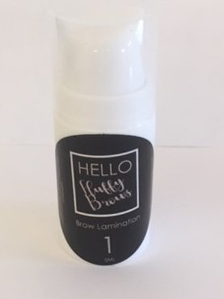 Hello Fluffy Brows Lamination Lotion