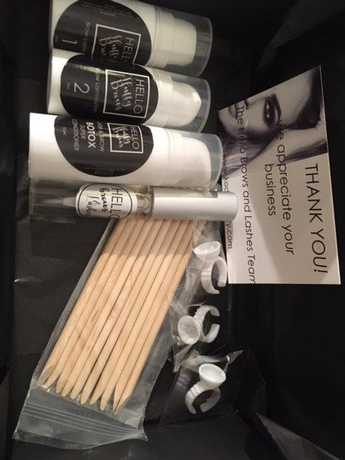 Brow Lamination Kit