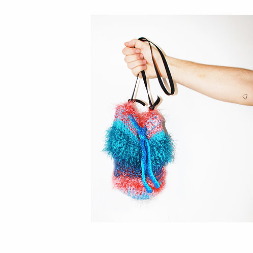 Crochet Beanie sack