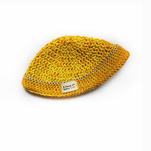 An all yellows Beanie!