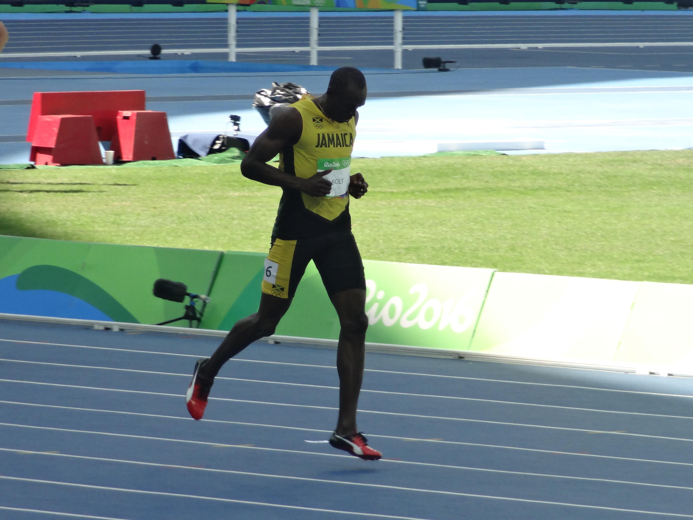 Usain Bolt - Final 100 metros planos