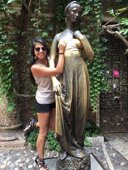 Julieta. Verona, Italia