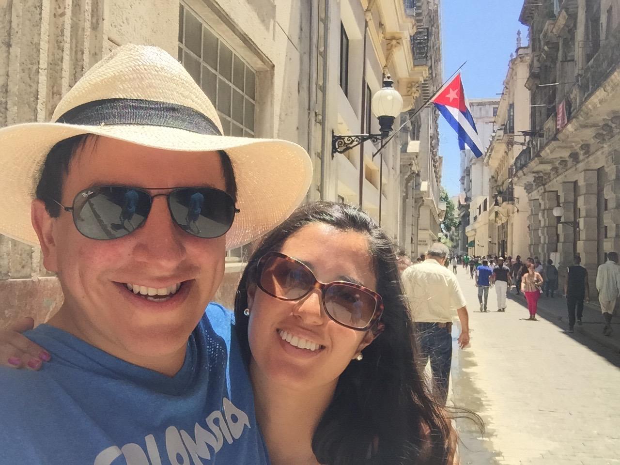 Casco Antiguo. Habana, Cuba