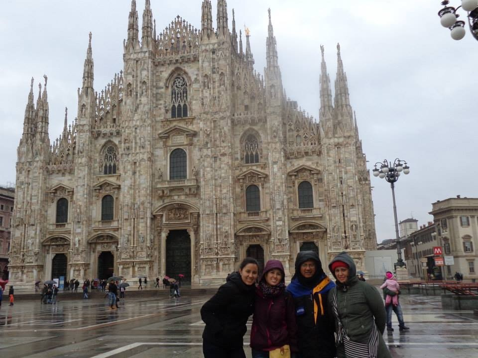 Duomo Milano. Italia