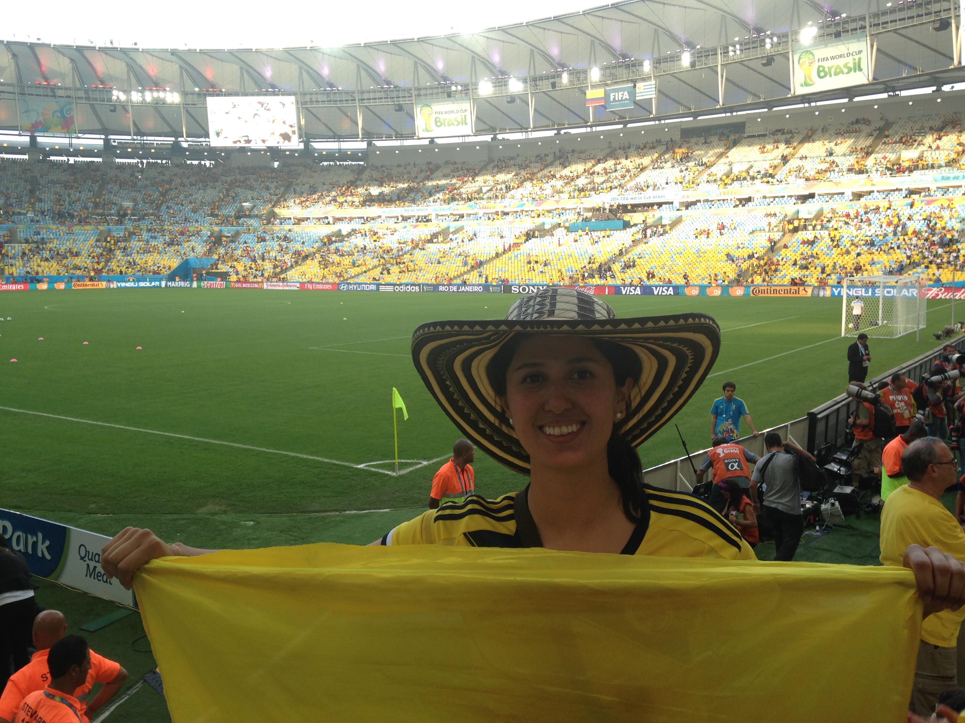 Colombia 2- Uruguay 0